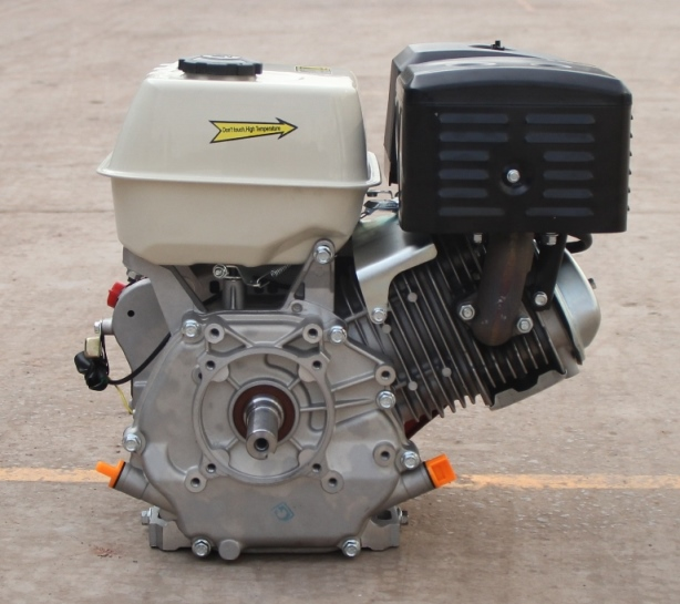 7HP / 208cc Air-Cooled Honda Engine, Small Gasoline Petrol Engine