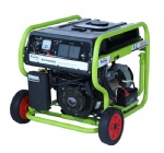 3kVA Gasoline Generator with 100% Copper Winding Alternator